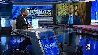Houston Newsmakers: Harris County ballot battle rages