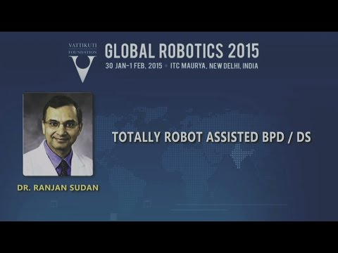 Totally Robot Assisted BPD-DS