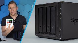 Synology DiskStation DS918+ Funktionen und Einrichtung erklärt (Werbung)