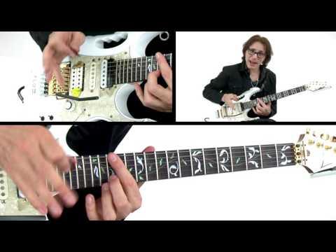 Steve Vai Guitar Lesson - For The Love of God - Alien Guitar Secrets: Passion & Warfare