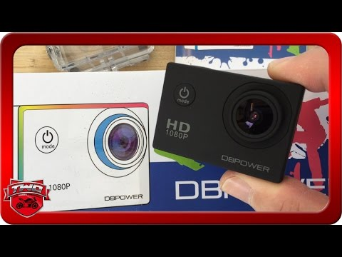 Best Motorcycle Camera? DBPower 1080p Review And Comparison Test