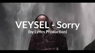 VEYSEL   Sorry (lyrics)