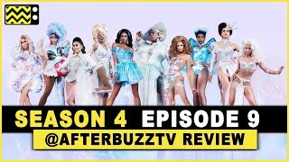RuPaul's Drag Race All Stars Season 4 Episode 9 Review & After Show
