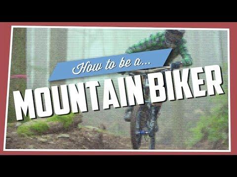 Jak jezdit na horském kole
