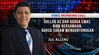 Dollar AS Dan Harga Emas Naik Bersamaan Bursa Saham Menguntungkan Vibiznews 16 November 2016
