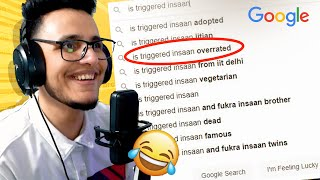 Am I Overrated?? Answering Google's Most Searched Questions About Me - QNA/Self Roast