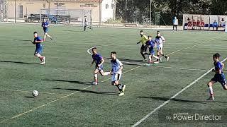 "R.F.F.M - Jornada 1 - Preferente Cadete (Grupo 2): C.D. Avance ""A"" 2-0 C.D. Mostoles U.R.J.C. ""D"""