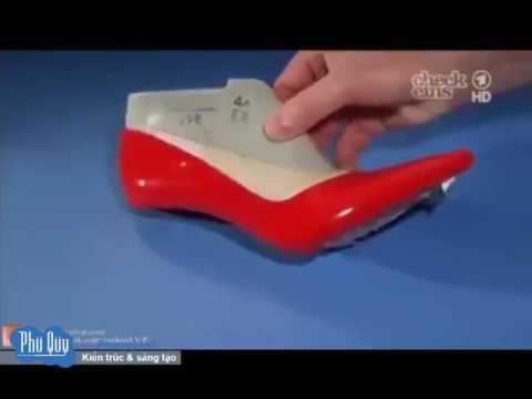 Quy trình sản xuất giày nữ