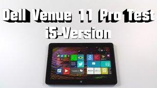 Dell Venue 11 Pro i5-Version (7130) im Test (deutsch)