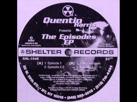Quentin Harris - EP#1