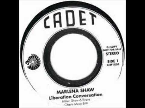 "Marlena Shaw ""Liberation Conversation"""