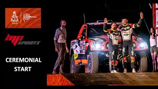 MP-SPORTS DAKAR 2019 - Ceremonial start & Scrutineering