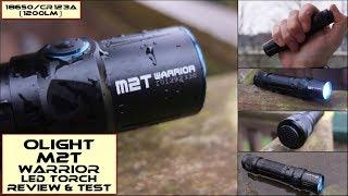 Olight M2T Warrior - відео 2