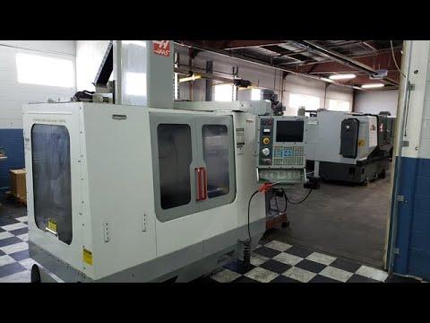 Haas VF-2D - MC # 401521