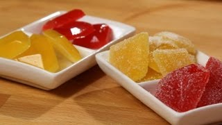 How to Make Gummy Candy | Candy Making - Video Youtube