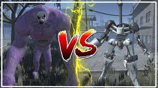 Tinky Tank VS El Locutor | Slendytubbies 3 Batallas #12