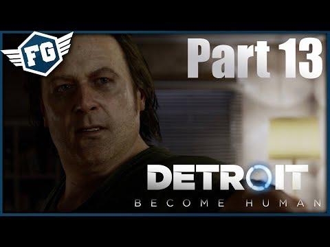 VŠICHNI V JERICHU - Detroit: Become Human #13