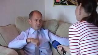 Руслан Нарушевич - интервью для артемовского ТВ