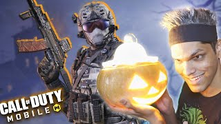 epic HALLOWEEN in Call of Duty Mobile!