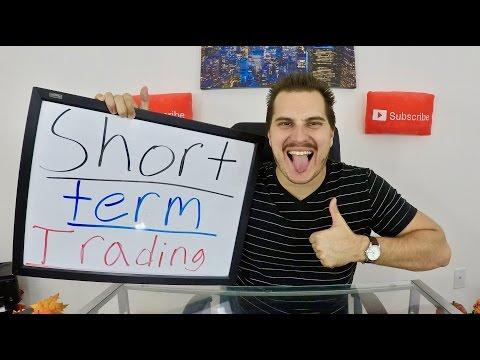 Short Term Stock Market Trading for Beginners! – 4 Tips for Short Term Trading!