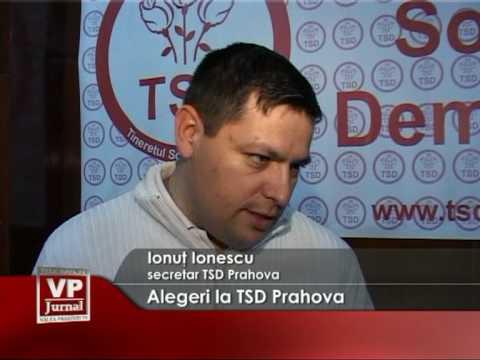 Alegeri la TSD Prahova