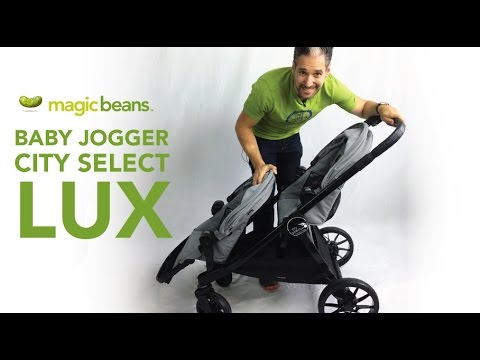 Baby Jogger City Select Lux 2017 Stroller Review | Best Most Popular | Ratings | Prices