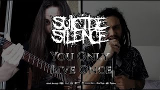 "JUMPSCARE PAYS TRIBUTE TO SUICIDE SILENCE COVERING THEIR ""YOU ONLY LIVE ONCE"""
