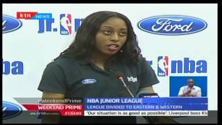 30 students from schools in Nairobi will take part in an NBA organized tourney