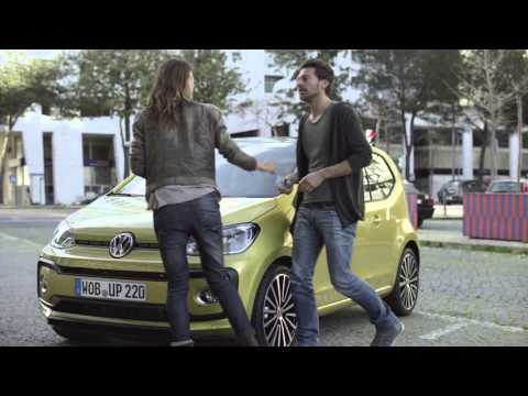 2016 VW up! facelift - Video Debut