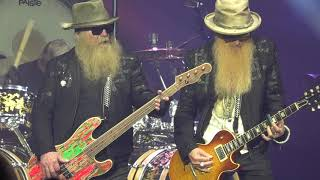 ZZ Top Live 2019 🡆 Just Got Paid 🡄 May 18   Woodlands, TX