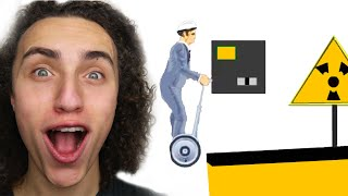 THE IMPOSSIBLE LEVEL - Happy Wheels #2