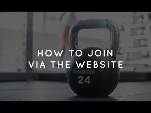 Steps on how to join The Fitness Mosaic