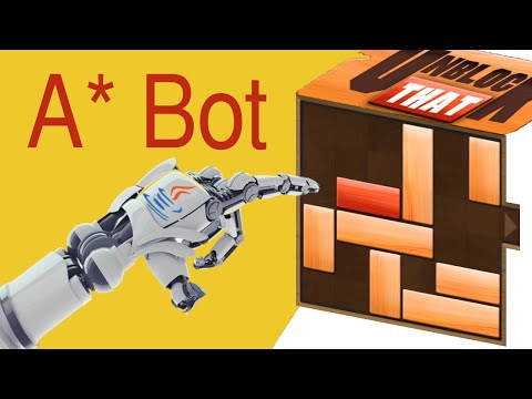 A Star Algorithm Implementation in Java for AI Game Bot