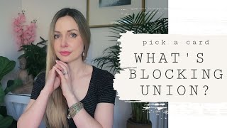 What's Blocking Union? What's Blocking Him? Will we be together PICK A CARD Tarot (Timeless)