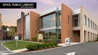 Library Architecture Design #100 | Athol Public Library By Tappé Architects | Athol, Massachusetts