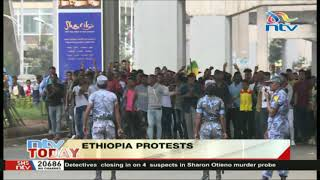 28 killed and over 2,500 arrested after Addis clashes