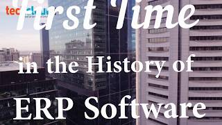 Tech Cloud ERP - Video - 1