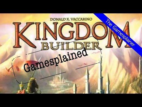 Kingdom Builder Gamesplained - Part 1