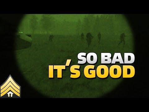 So bad, it's good! — ShackTac Arma 3