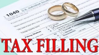 Should You and Your Spouse File Taxes Jointly or Separately?