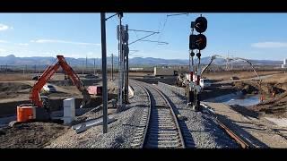 Reportaj mobilitate.eu lucrari Coridor IV 12.03.2020 - Tronson Blaj - Valea Lunga