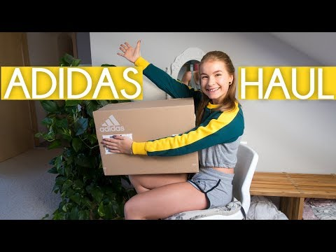 Adidas try-on Haul