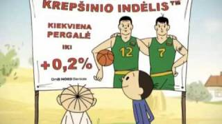 Liolek'o ir Bolek'o reklama