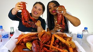 Seafood Boil with Eat with Kim