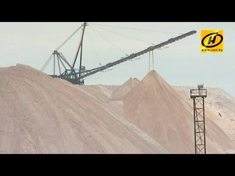 Беларусь – лидер по экспорту калийных удобрений