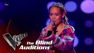 Lekenah Eccles Performs 'No Scrubs': Blind Auditions | The Voice UK 2018