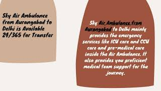 Select the Air Ambulance from Amritsar to Delhi with Medical Care