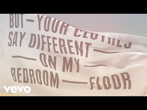 Bedroom Floor Lyric Video