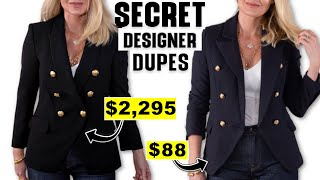 5 Rare Luxury Designer Dupes You NEED: Look Expensive On A Budget With These Pieces