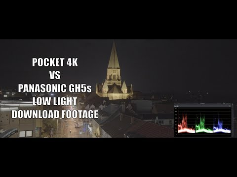 Pocket Cinema Camera 4k Vs Panasonic Gh5s Bmcuser Com The Online Community For Blackmagic Camera Users